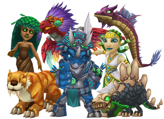 New Pets - Level 98 School Pets | Wizard101 Free Online Games