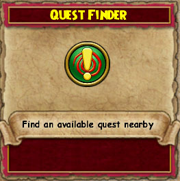Stuck Looking for a Quest? Use Quest Finder! | Wizard101