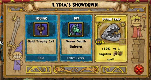 Epic free prizes wizard101