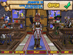 wizard101 login to play game